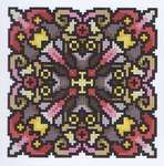 Click for more details of Mandala Set 3 (cross-stitch) by Ink Circles