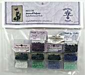 Click for more details of Mermaid Perfume Embellishment Pack (beads and treasures) by Mirabilia Designs