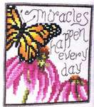 Click for more details of Miracles (cross stitch) by Stoney Creek