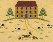 Click for more details of Miss Trenner's Needlework Academy (cross-stitch pattern) by With my Needle