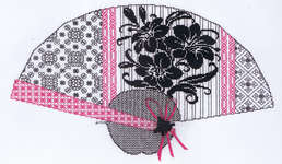 Click for more details of Murano (blackwork kit) by Classic Embroidery