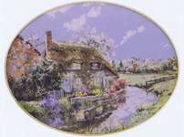 Click for more details of Murrle Cottage (cross-stitch pattern) by Pegasus
