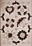 Click for more details of My Christmas Quilt (hardanger pattern) by Cross 'N Patch