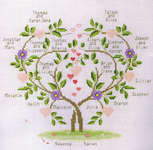 Click for more details of My Family Tree (cross-stitch kit) by Anchor