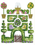 Click for more details of My Secret Garden (cross-stitch kit) by Anette Eriksson