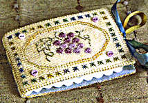 Click for more details of My Stitching Treasures Accessories (cross-stitch pattern) by Jeannette Douglas