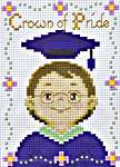 Click for more details of New Graduate (cross-stitch kit) by Pinn Stitch