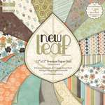 "Click for more details of New Leaf 12"" x 12"" Paper Pad (48 Sheets) (paper) by Paper Reflections"