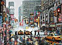 Click for more details of New York (cross stitch) by Letistitch