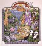 Click for more details of Noah's Ark (cross stitch) by Annie's Attic
