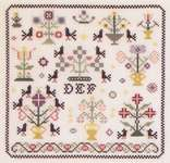 Click for more details of Nostalgia II (cross stitch) by Rosewood Manor