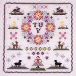 Click for more details of Nostalgia VII (cross-stitch pattern) by Rosewood Manor