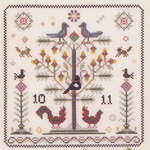 Click for more details of Nostalgia XI (cross-stitch pattern) by Rosewood Manor