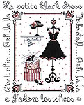 Click for more details of Ooh La La (cross-stitch pattern) by Sue Hillis Designs
