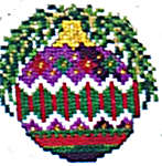 Click for more details of Ornament Addiction (cross-stitch pattern) by Stoney Creek