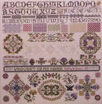 Click for more details of Past & Present (cross-stitch pattern) by Rosewood Manor