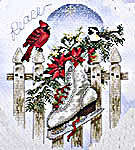 Click for more details of Peace of Christmas (cross stitch) by Stoney Creek