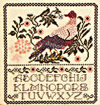 Click for more details of Peaceful Dove (cross stitch) by Rosewood Manor