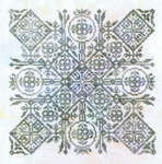 Click for more details of Phlox Box (cross stitch) by Ink Circles