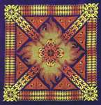 Click for more details of Phoenix Mandala (cross stitch) by Northern Expressions Needlework