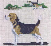 Click for more details of Popular Dogs Volume 1 (cross-stitch pattern) by Pegasus