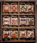 Click for more details of Prairie Year (cross stitch) by The Prairie Schooler