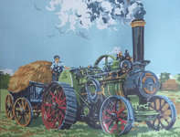 Click for more details of Pride of England (tapestry) by Penelope