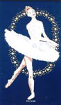Click for more details of Prima Ballerina (cross stitch) by Kulik Kreations