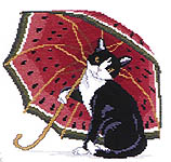 Click for more details of Purr-ecious Pets (cross-stitch pattern) by Ginger & Spice