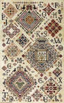 Click for more details of Quaker Diamonds (cross stitch) by Rosewood Manor