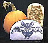 Click for more details of Quaker Halloweens (cross stitch) by The Workbasket