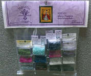 Click for more details of Queen Mariposa Embellishment Pack (beads and sequins) by Mirabilia Designs