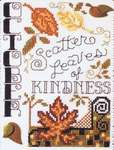 Click for more details of Quote of the Month - October (cross-stitch pattern) by Stoney Creek