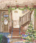 Click for more details of Ready For Christmas (cross-stitch pattern) by Pegasus