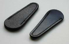 Click for more details of Real Leather Scissors Cover (scissors) by Siesta Frames