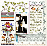 Click for more details of Rich Praise (cross-stitch pattern) by The Cross-Eyed Cricket