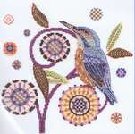 Click for more details of River Visitor (cross-stitch) by DMC Creative