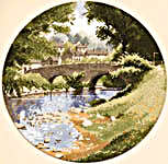 Click for more details of Riverside (cross stitch) by John Clayton