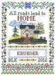 Click for more details of Road to Home (cross-stitch pattern) by Imaginating