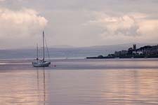 Click for more details of Rothesay Bay (photograph) by Margaret Elliot