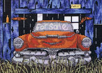 Click for more details of Rusty Memories (cross-stitch pattern) by Stoney Creek