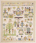 Click for more details of Sampler 1770 (cross stitch) by Permin of Copenhagen