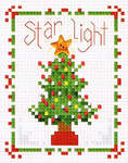 Click for more details of Sampler Teenies - Star Light, Star Bright (cross-stitch pattern) by Alma Lynne