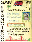 Click for more details of San Francisco (cross-stitch pattern) by Pickle Barrel Designs