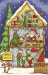 Click for more details of Santa's Grotto (cross stitch) by DMC Creative
