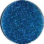Click for more details of Sapphire Blue Ultra Fine Glitter (embellishments) by Personal Impressions