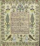 Click for more details of Sarah Woodham 1770 (cross-stitch) by Shakespeare's Peddler