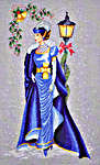 Click for more details of Scarlett (cross-stitch pattern) by Cross Stitching Art