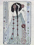 Click for more details of Scent of Roses (cross-stitch kit) by Barbara Thompson