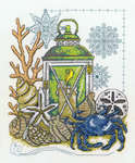 Click for more details of Seaside Light (cross stitch) by Imaginating
